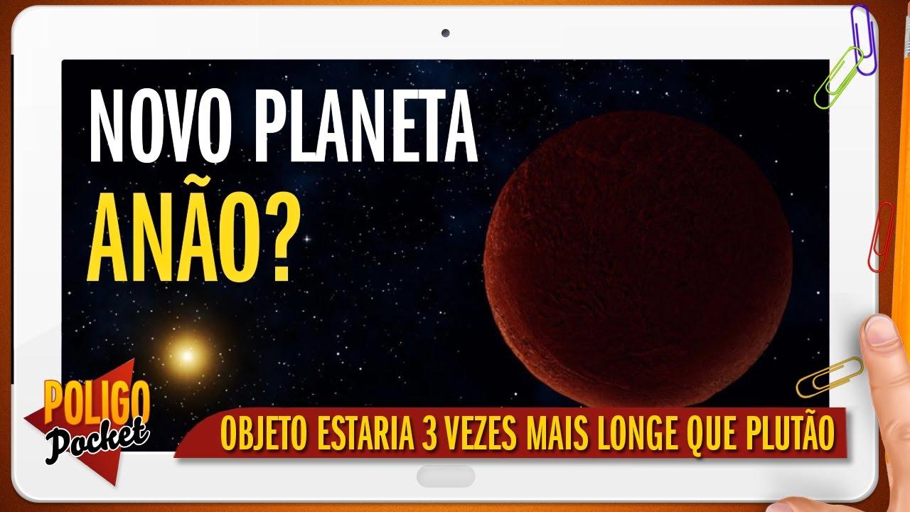 Descoberto um Grande Objeto na Borda Do Sistema Solar PoligoPocket