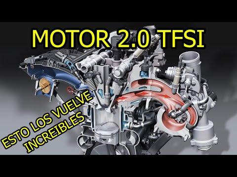 Necesitas Mas? TODO Sobre El MOTOR 2.0 TFSI  TSI VOLKSWAGEN AUDI SEAT