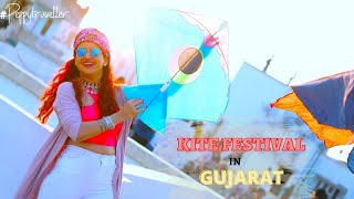 Chasing kites on Uttarayan 2018 | Kite Flying in Ahmedabad |  Peppy Traveller