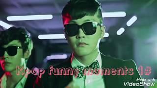 Kpop funny 1#