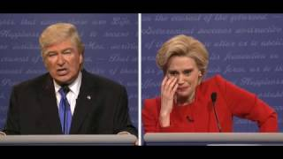 Donald Trump vs.Hillary Clinton - First Presidential Debate 2016