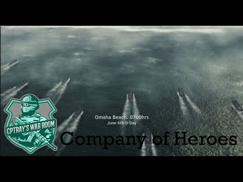Download D-Day Landing: Company of Heroes US Campaign 01