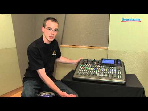 Behringer X32 Compact Digital Mixer | Sweetwater