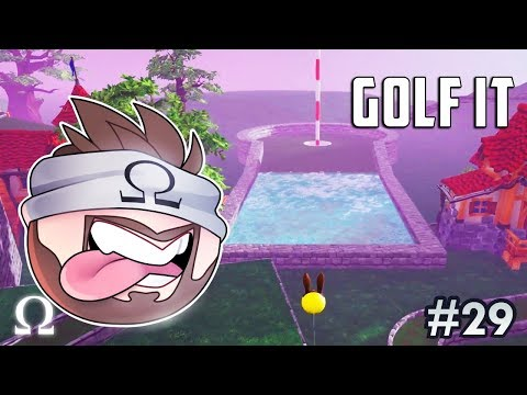 THIS MAPMAKER IS CRUEL! (JIGGLY RAGE)   Golf It Funny Moments #29 Ft. Vanoss, Jiggly & More