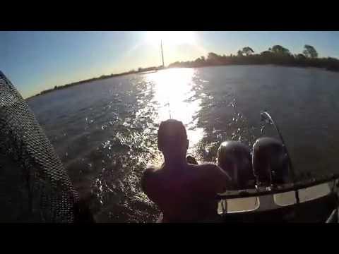 Delta pro fishing striper trolling youtube for Delta pro fishing