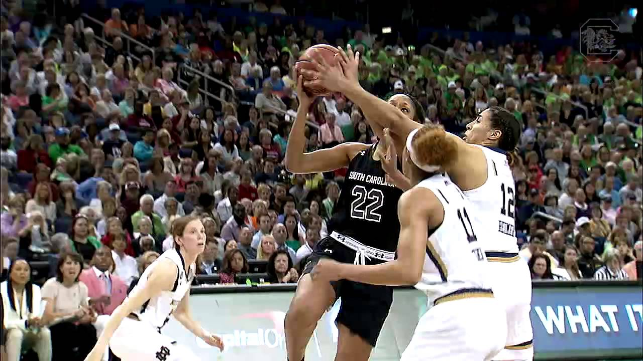 South Carolina Women's Basketball: 2015-16 - YouTube