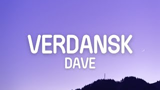 Dave - Verdansk (Lyrics)
