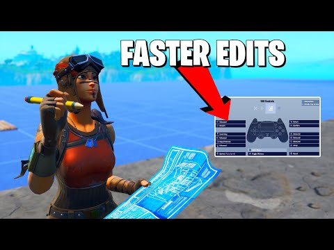 IMPROVE YOUR EDITS BY CHANGING THIS **Fortnite Controller Tips and Tricks**