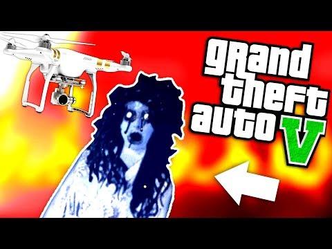 PRINDEM FANTOMA cu DRONA in GTA !