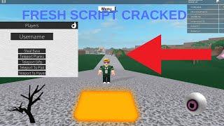 ROBLOX LUMBER TYCOON 2 FRESH GUI CRACKED (NEW UPDATED) (OP SCRIPT)