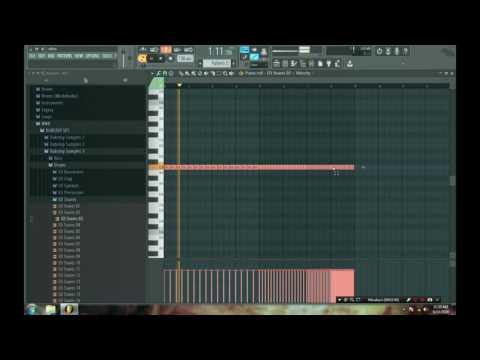 FL Studio tutorial Bahasa Indonesia - Cara Membuat Frase Buildup Untuk Musik EDM/DJ