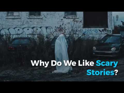 why do we like horror stories Free essay: in the essay, why we crave horror movies by stephen king the author tries to prove that the modern day horror movie is are relief of.