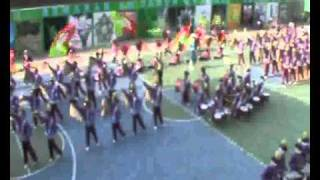 drum band smpn 4 tambang kab. kampar. juara umum tingkt prov riau 2011.avi