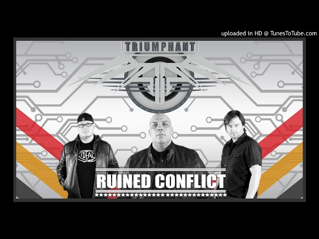 RUINED CONFLICT -  ENDLESS MOTION