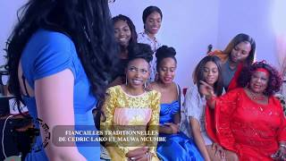 BABONDO CANADA: LES FIANCAILLES TRADITIONNELLES DE CEDRIC LAKO ET MAUWA MCUMBE (Cameroune + RDC)