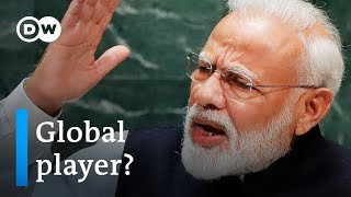Does India have a role in global security? | DW News