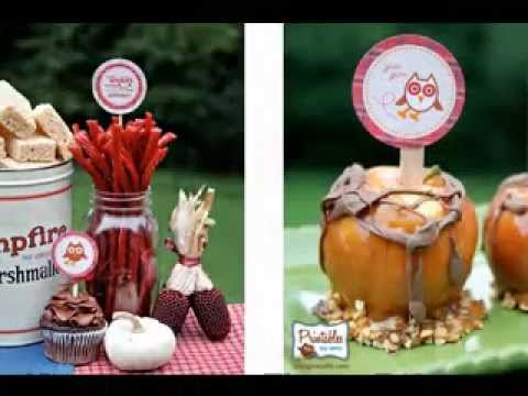 DIY Fall party decorations ideas