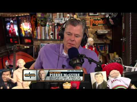 Pierre McGuire on the Dan Patrick Show (Full Interview) 5/30/14