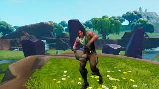 Bass Boosted dance par défaut (Fortnite bataille Royale) (EARRAPE) LOL 😂😂