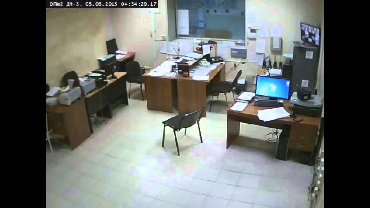 Скрытое видео в кабинете босса