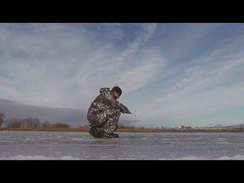 зимняя рыбалка на окуня - 2015-12-29 15:34:07