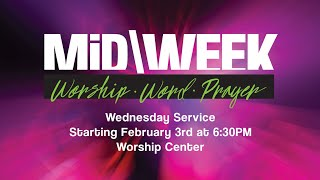 MiD\WEEK: My House Shall Be Called A House Of Prayer