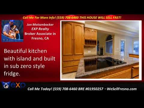 must-see 4 bed 3.5 bath homes for sale Fresno California