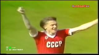 Как СССР на Уэмбли Англию наказал