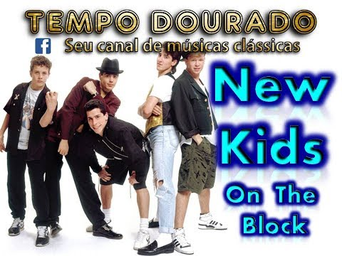 New Kids On The Block - o melhor da banda - the best songs