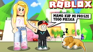 CZY BELLA KUPI MI PIESKA?! (Roblox Adopt Me Roleplay)   Vito i Bella