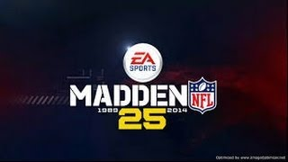 Madden 25 XB1 Ultimate Team   My Offense Has Something To Prove