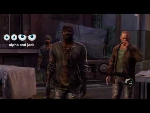 the last of us remastered gameplay let's plays\roleplay part o3 (can't kill me i am like a ghost )