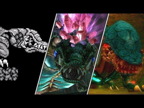 Evolution of Queen Metroid Battles (1991 - 2017)