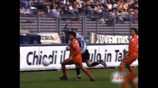 Zinedine Zidane - Goals, Skills & Passes Juventus