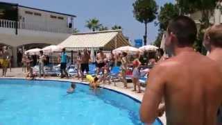 Турция. Аланья. Мой отпуск.(Отдых с семьей и друзьями в Турции. Аланья. Grand Santana Hotel. 4-11 июля 2013 года. В данном ролике сборка видео, отснято..., 2013-07-15T03:54:29.000Z)