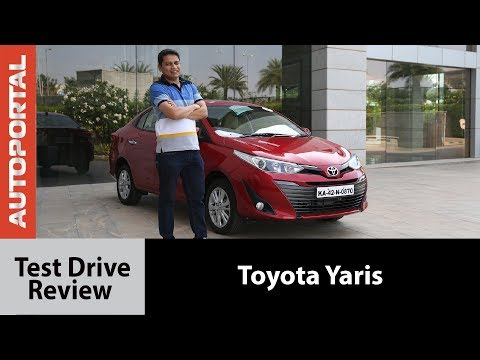 2018 Toyota Yaris Test Drive Review – Autoportal