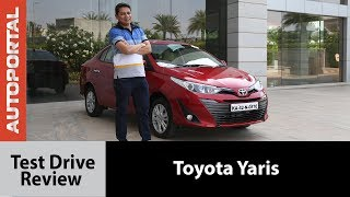 2018 Toyota Yaris Test Drive Review - Autoporta...