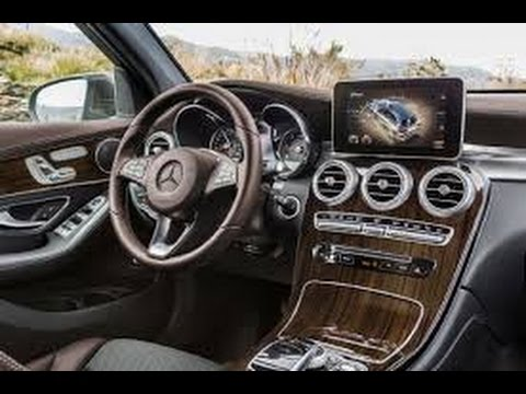 2016 NEW Marcedes Benz GLC 250 Interior Exterior And
