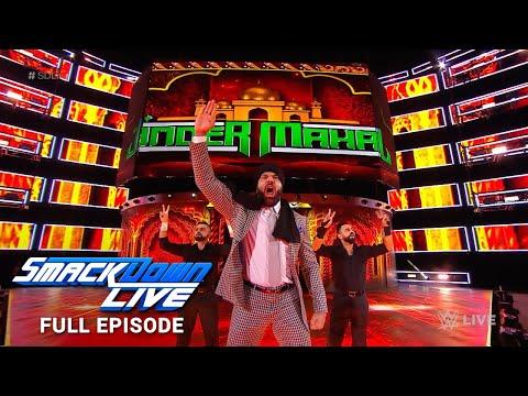 WWE SmackDown LIVE Full Episode, 28 November 2017