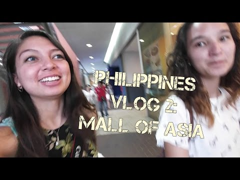Philippines VLOG 2: Mall of Asia