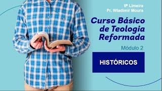 Curso Básico Teologia - I.P. Limeira - 22/04/2020 - 1 Reis