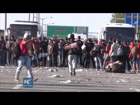 Turkey ready to send refugees to Europe
