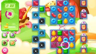 Candy Crush Jelly Saga Level 1401 (No boosters)