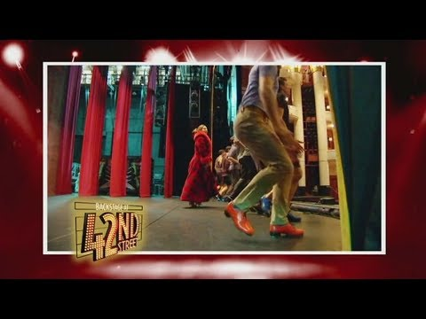 Backstage at 42nd Street - TV Documentry 2015/16 National Tour