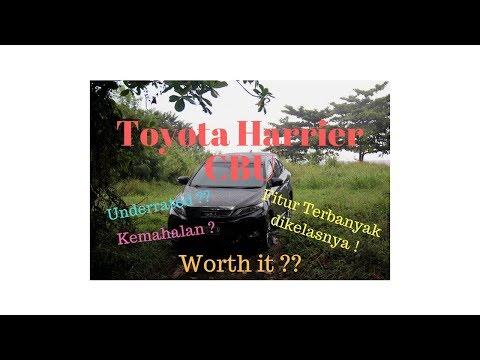 Review : Toyota Harrier Premium Advanced JDM (CBU)