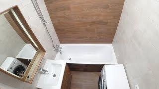 Дизайн и ремонт ванной комнаты 150Х170.  Ремонт доступный каждому.