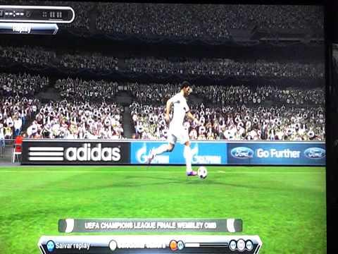 Fenerbahçe X Real Madrid Pes 2013