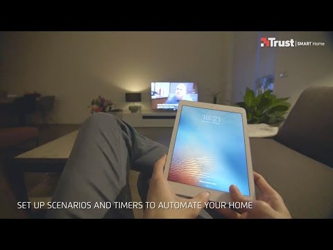 Daily Life with Trust Smart Home