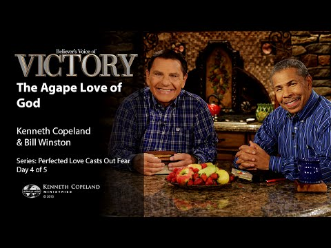 The Agape Love of God with Kenneth Copeland and Bill Winston (Air Date 12-10-15)