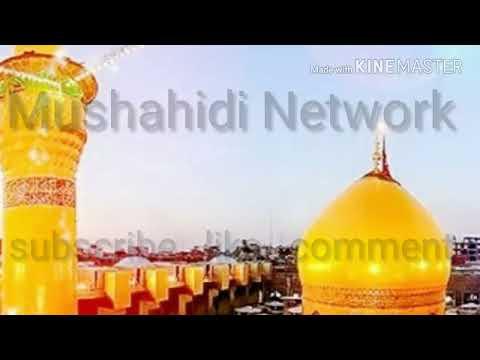 Speech In MIDC ll Huzoor Allama Mehran Raza ll jashn E sahid E Azam 3rd October ll Mushahidi Network